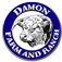Damon Farm and Ranch Logo